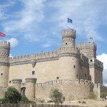 Castillo de los Mendoza (Castillo nuevo de Manzanares El Real)