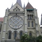 Cathedrale de Lausanne Photo