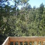 back balcony
