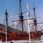 Batavia ship, Lelystad, The Netherlands, 2007Batavia was a ship of the Dutch East India Compan