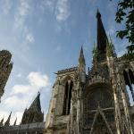 Normandie - Rouen - Cathédrale Notre-Dame