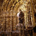 San Franciscode Asis Church, Salvador Brazil, This Church is made of gold