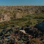 An Expansive view of Dinosaur Provincial Park