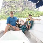 Glass bottom boat (Nie Karla & Lizl se gunsteling)