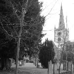 Holy Trinity Church - place where is the grave of Wiliam Shakespeare