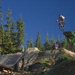 Foto de Whistler Mountain Bike Park