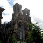 Notre-Dame de Reims, the beautiful cathedral