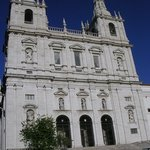 Igreja da Sao Vicente de Fora