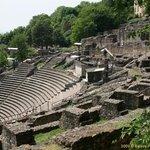 Theatres Romains de Fourviere Photo