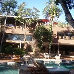 Piscinas LoiSuites Iguazu