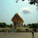 Destination 4 - Wat (Temple) Khunnaram  Lays the body of Samui's most famous Mummified monk Lou