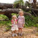 Maria & Ana...St. Marks Wildlife Refuge