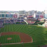 Nationals Park...nice park (its no Citizens Bank though...maybe I'm a little biased)