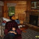 Foto de Glacier Wilderness Resort