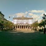 Plaza Mayor de Santa Ana; Las Palmas de Gran Canaria, SP