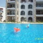 Pool Apartments