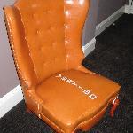 Cute in-room chair