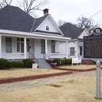 Dexter Parsonage Museum - Dr. Martin Luther King home-bild