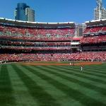 Red Game Cincinnati Reds vs SF Giants