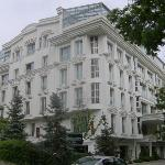 Limak Ambassadore Hotel Ankara Foto