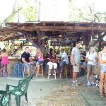 Bar at Blue Heaven