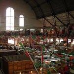 Hidalgo Market (Mercado Hidalgo)