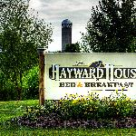 Hayward House Sign