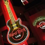 Hard Rock Cafe Osaka Picture