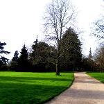 Rennes - Parc Thabor