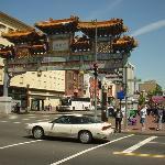 Chinatown, The Friendship Arch