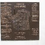 Plaque at Changi