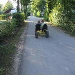 Bring back your childhood - pedal cars for hire