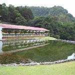 Hotel Bambito, Volcan, Panama...