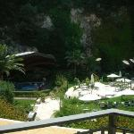 From my Hotel in Gaeta, Italy