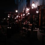 This a pic of the Irish village.  If you're ever in Dubai, go there and get the Steak and Guines
