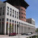 Denver Public Library designed by Michael Graves