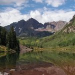 Maroon Lake Scenic Trail