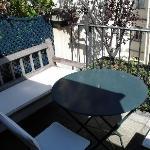 duplex apartment private terrace