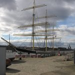 The Tall Ship at Riverside Picture