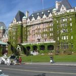 Fairmont Empress Hotel (we didn't stay here)