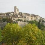 Day 4: A visit to the famous St Paul de Vence