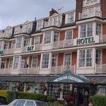 Walpole Bay Hotel frontage