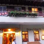 Best exterior of any hotel in Lauterbrunnen