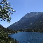 Llac Sant Maurici (lago San Mauricio)
