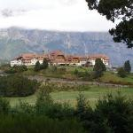 """The Llao Llao (pronounced """"Shao Shao"""") is a VERY ritzy hotel/restaurant, even by American standa"""