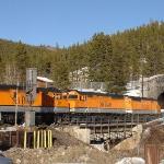 The Ski Train from Denver to Winterpark