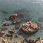 Nerja's Turquoise water