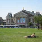 Concertgebouw - Amsterdam [Museumplein] (Aug 09)