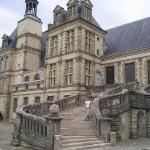 Chateau de Fontainebleau ภาพถ่าย