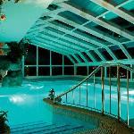 Piscina Hotel Garden Moena